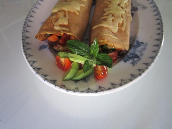 madpandekager,grøntsagsfyld