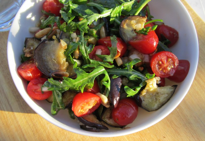 auberginesalat
